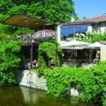 restaurant Café fleurs